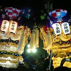 新居浜太鼓祭